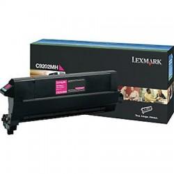 Lexmark C9202MH purpurinė tonerio kasetė