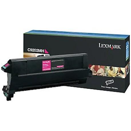 Lexmark C9202MH magenta toner cartridge (C9202MH)