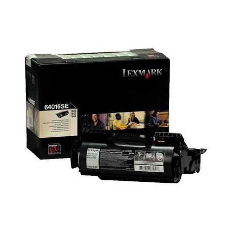 Lexmark 0064016SE juoda tonerio kasetė