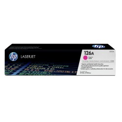 HP 126A magenta toner cartridge (CE313A)