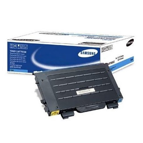 Samsung CLP-510D5C cyan toner cartridge (CLP-510D5C)