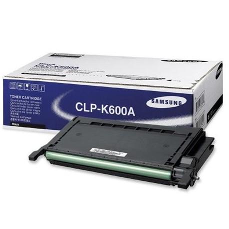 Samsung CLP-K600A black toner cartridge (CLP-K600A)