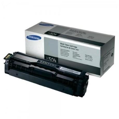 Samsung CLT-K504S juoda tonerio kasetė