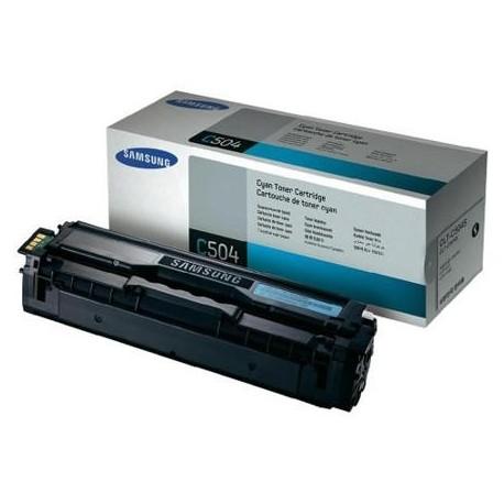 Samsung C504S cyan toner cartridge (CLT-C504S)