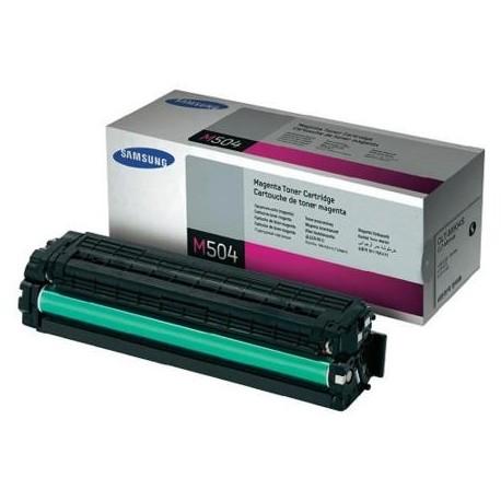 Samsung CLT-M504S purpurinė tonerio kasetė