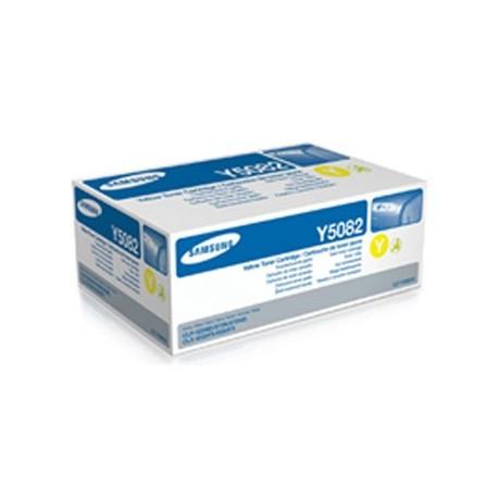 Samsung Y5082S yellow toner cartridge (CLT-Y5082S)