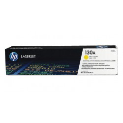 HP 130A yellow tiner cartridge (CF352A)
