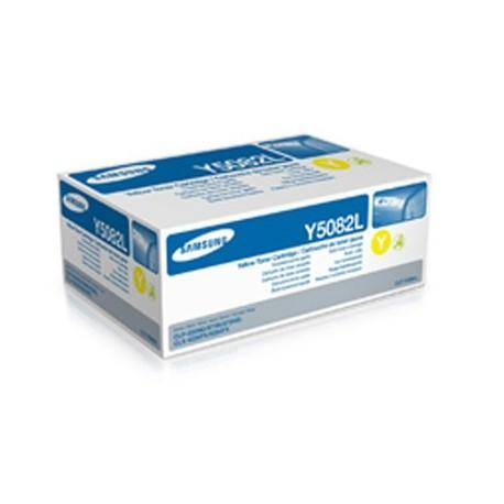 Samsung Y5082L higher capacity yellow toner cartridge