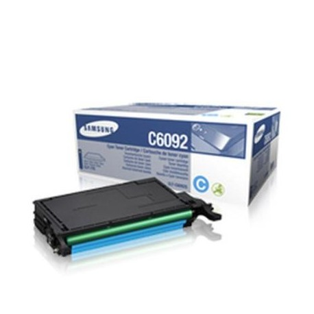 Samsung C6092S cyan toner cartridge (CLT-C6092S)