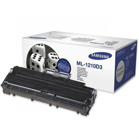 Samsung ML-1210D3 juoda tonerio kasetė