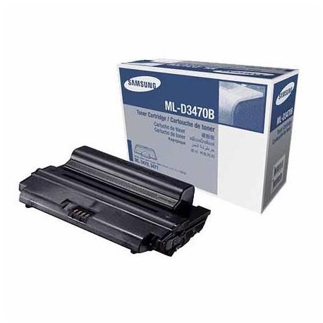 Samsung ML-D3470B didesnės talpos juoda tonerio kasetė