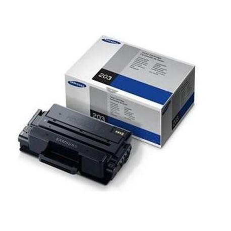 Samsung 203S black toner cartridge (MLT-D203S)