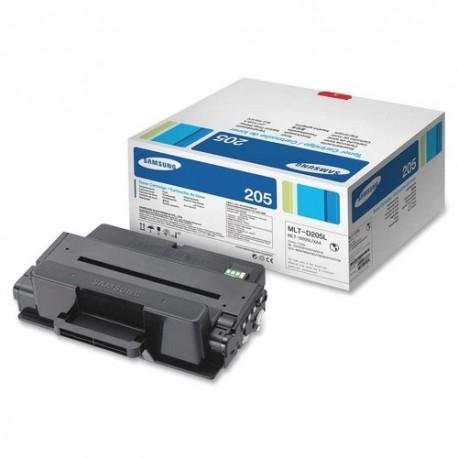 Samsung 205L higher capacity black toner cartridge (MLT-D205L)