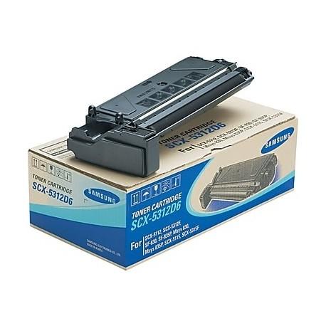 Samsung SCX-5312D6 juoda tonerio kasetė
