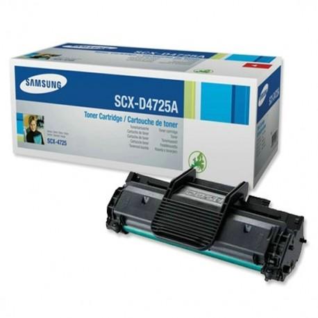 Samsung D4725A black toner cartridge (SCX-D4725A)