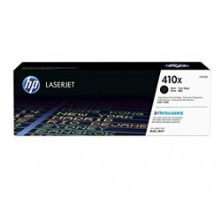 HP 410X higher capacity toner cartridge (CF410X)