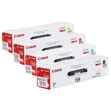 Canon Cartridge 729 toner kit (Cartridge 729)
