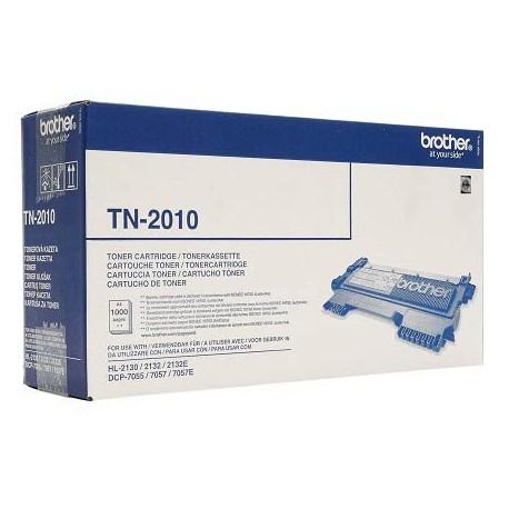 Brother TN-2010 black toner cartridge (TN-2010)