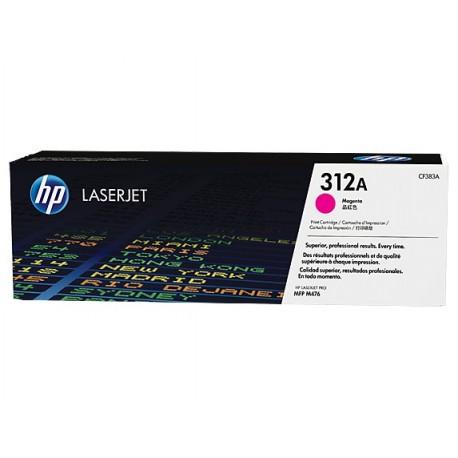 HP 312A magenta toner cartridge (CF383A)