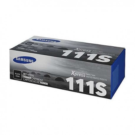 Samsung 111S black toner cartridge (MLT-D111S)