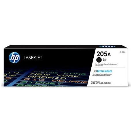 HP 205A black toner cartridge (CF530A)