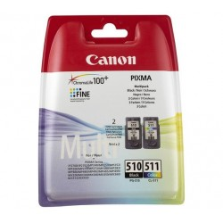 Canon PG-510/CL-511 ink cartridge kit (PG-510/CL-511)