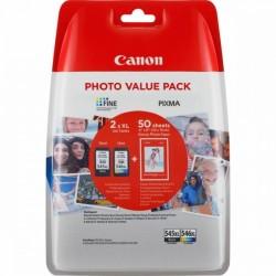 Canon PG-545XL/CL-546XL rašalo kasečių komplektas