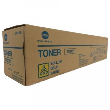 Konica Minolta TN-210Y copier powder (8938510, TN210Y)