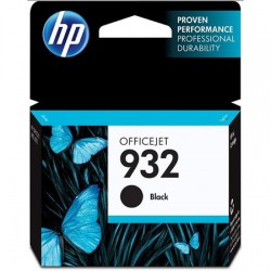 HP 932 juoda rašalo kasetė (CN057AE/Nr.932)
