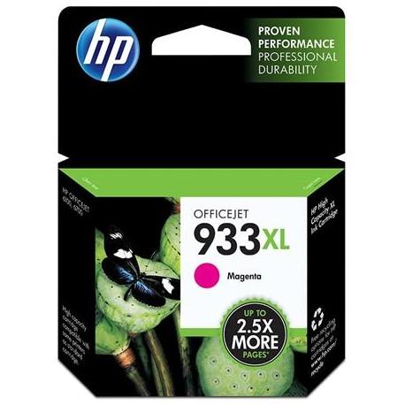 HP 933XL higher capacity magenta ink cartridge