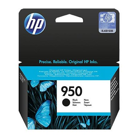 HP 950 black ink cartridge (CN049AE/Nr.950)