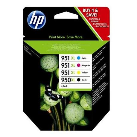 HP 950XL / HP 951XL ink cartridge kit (C2P43AE)
