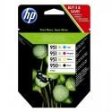 HP 950XL / HP 951XL rašalo kasečių komplektas