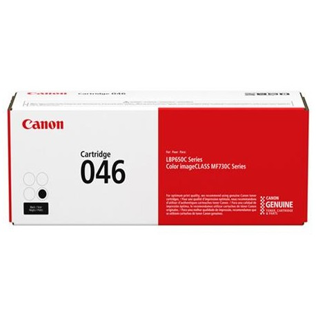 Canon Cartridge 046 black toner cartridge (Cartridge 046BK