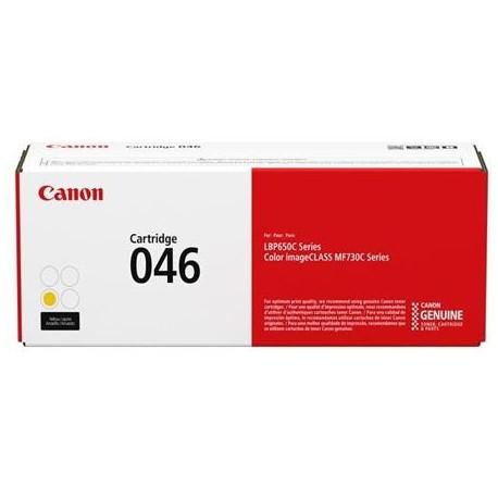 Canon Cartridge 046 geltona tonerio kasetė