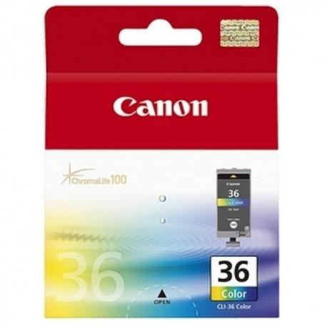 Canon CLI-36 daugiaspalvė rašalo kasetė