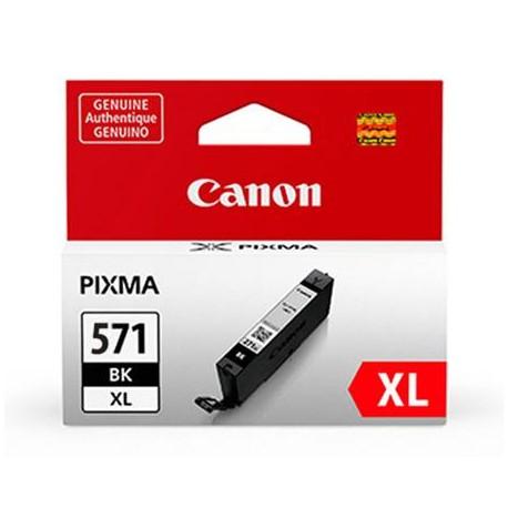 Canon CLI-571BKXL higher capacity black ink cartridge