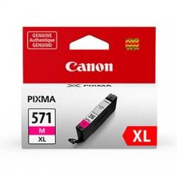 Canon CLI-571MXL didesnės talpos purpurinė rašalo kasetė