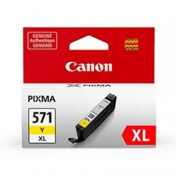 Canon CLI-571YXL didesnės talpos geltona rašalo kasetė