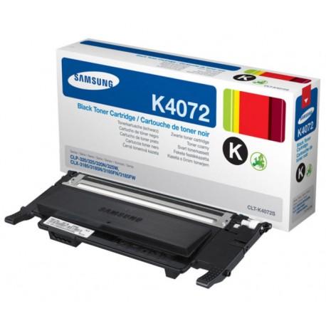 Samsung K4072 black toner cartridge (CLT-K4072S)
