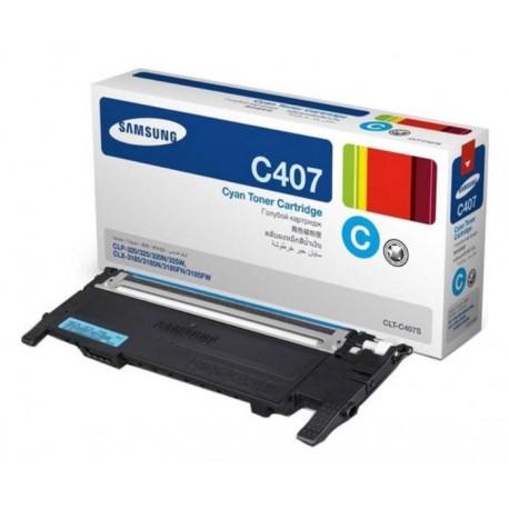 Samsung C4072 žydra tonerio kasetė (CLT-C4072S)