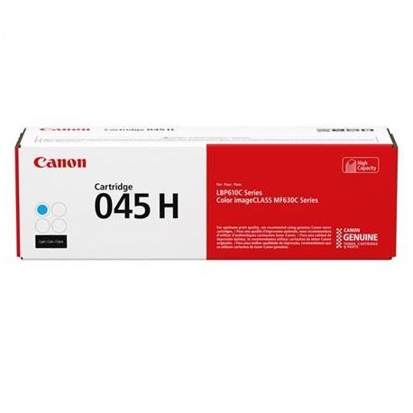 Canon Cartridge 045H didesnės talpos žydra tonerio kasetė