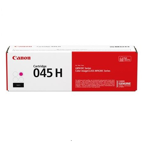 Canon Cartridge 045H higher capacity magenta toner cartridge