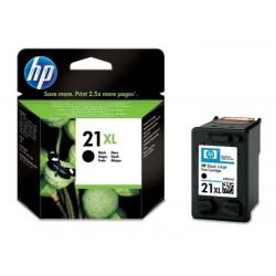 HP 21XL didesnės talpos juoda rašalo kasetė (C9351CE/Nr.21XL)