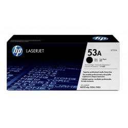 HP 53A juoda tonerio kasete (Q7553A)
