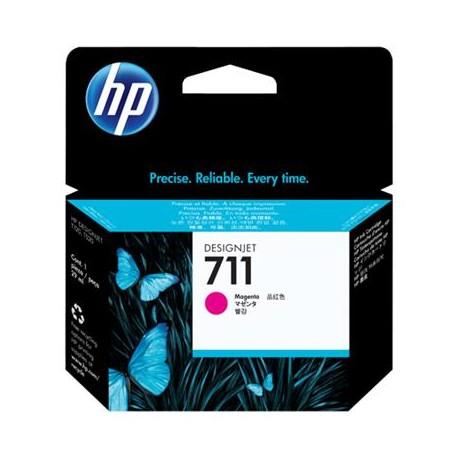 HP 711 magenta ink cartridge (CZ131A)