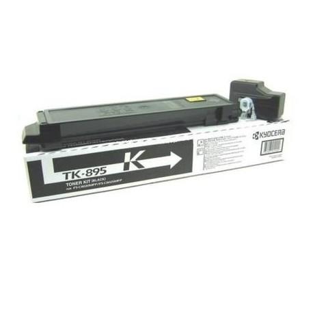 Kyocera TK-895K black toner cartridge (TK-895K)