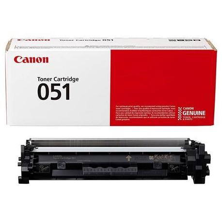 Canon Cartridge 051 juoda tonerio kasetė