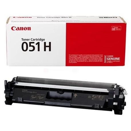 Canon Cartridge 051H higher capacity black toner cartridge