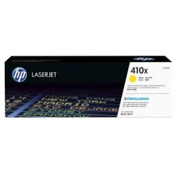 HP 410X higher capacity yellow toner cartridge (CF412X)